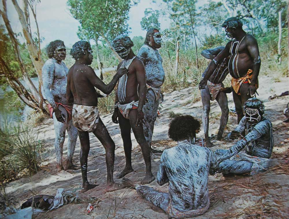 aboriginal mortuary rites