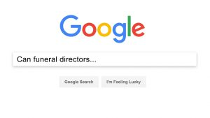 google search about funeral directors