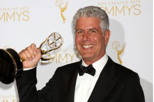 Anthony Bourdain obituary