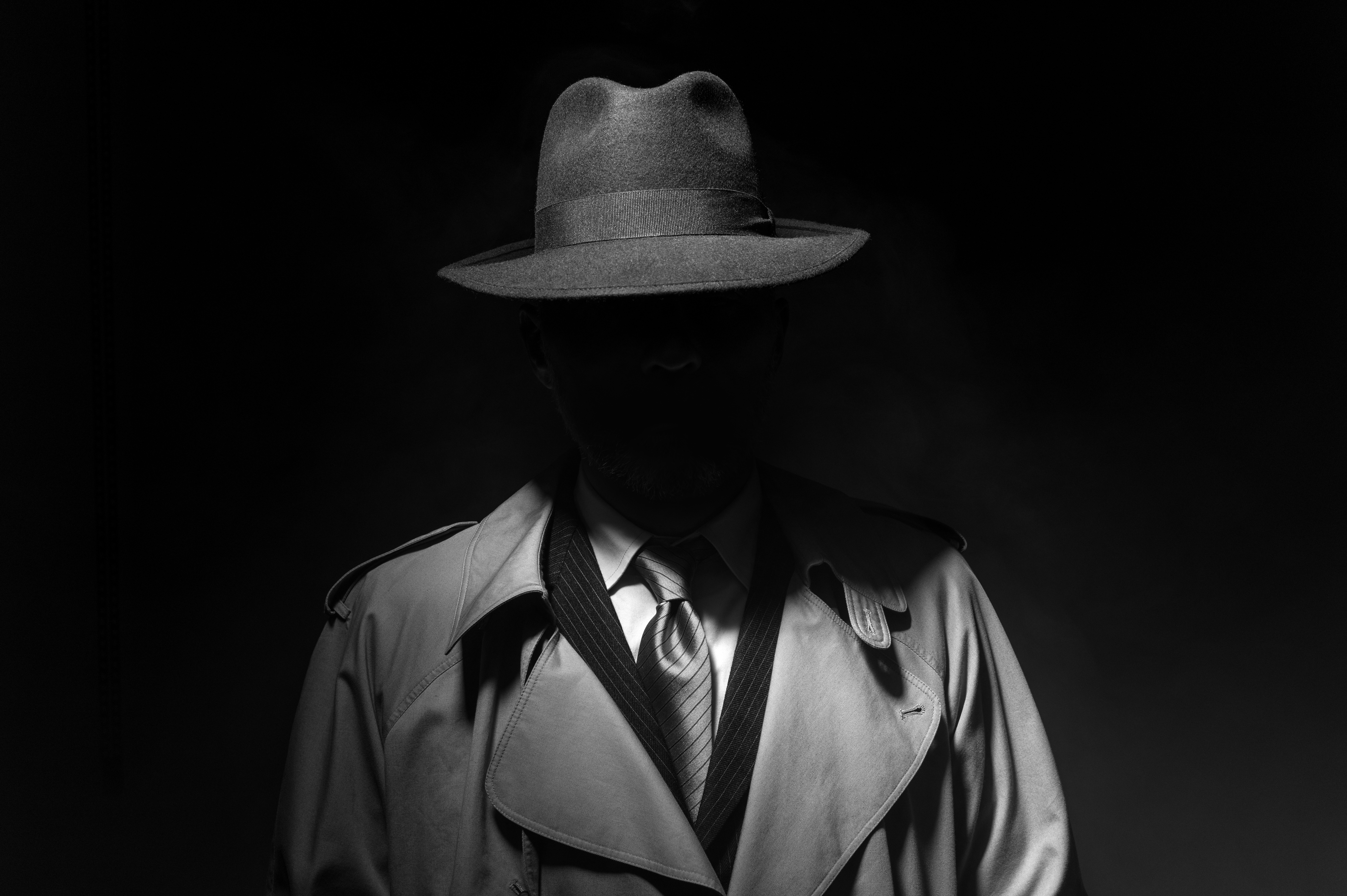 obituary for mystery man in the shadows